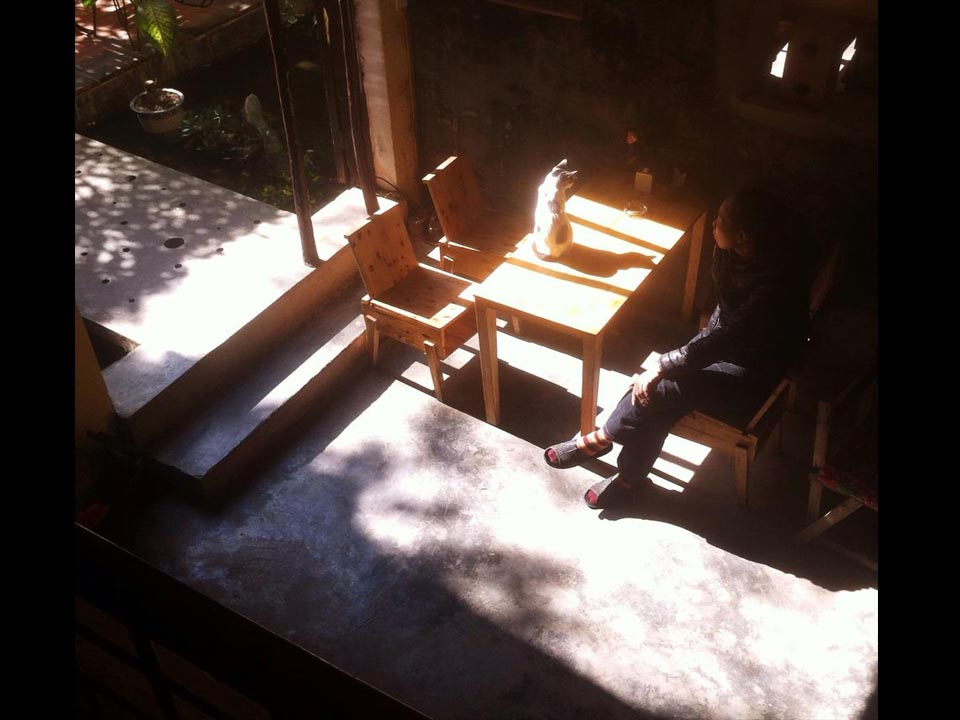 Xoan cafe - Một góc nhỏ của Hà Nội xưa