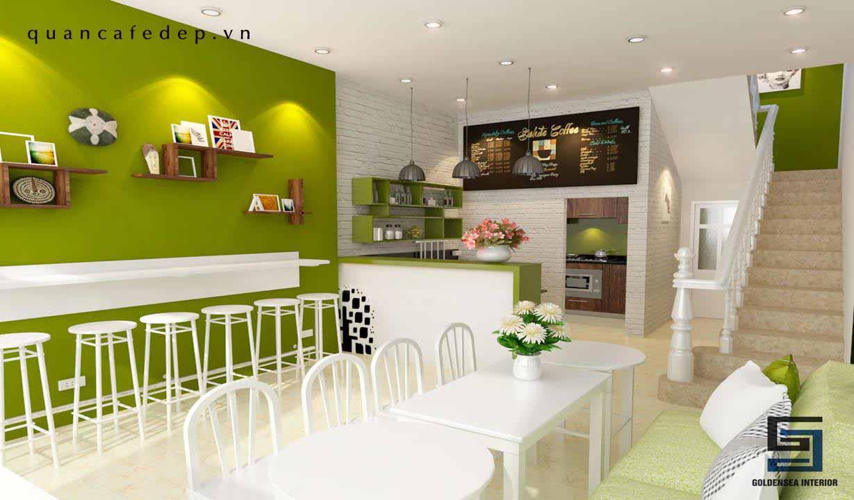 4 quán cafe đẹp & cá tính dành cho bạn 3