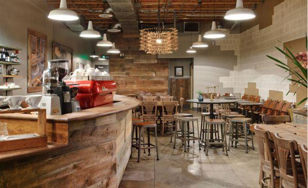 Dạo quanh thế giới với những quán cafe độc đáo 5