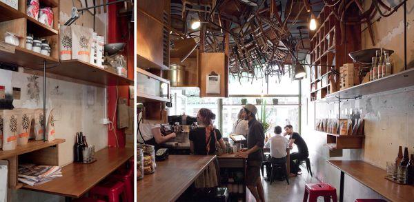 Dạo quanh thế giới với những quán cafe độc đáo 12