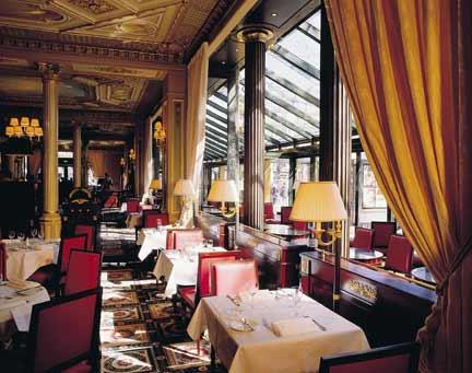 Cafe De La Paix, Paris - hinh anh nhung quan cafe dep nhat the gioi