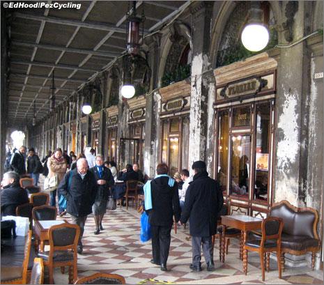 Cafe Florian, Venice - hình ảnh quán cafe đẹp nhất thế giới