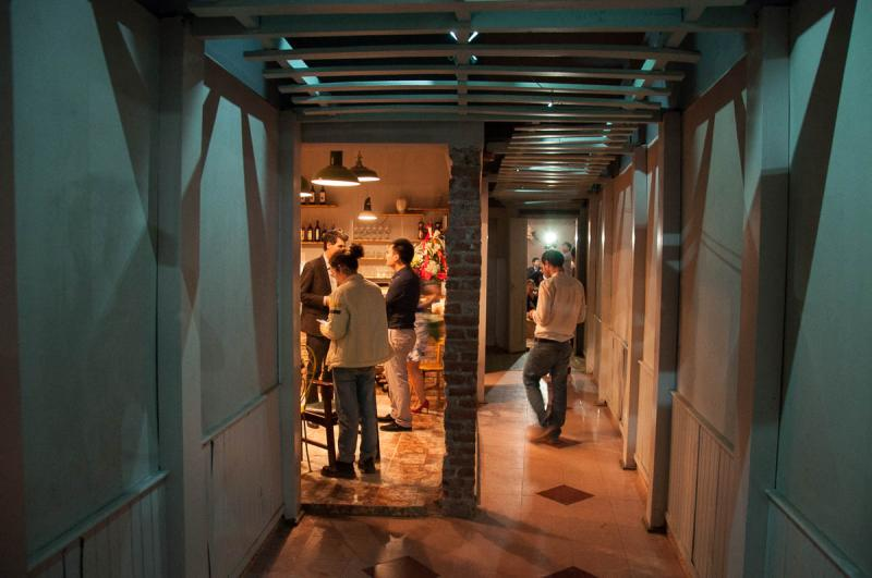 Hầm Hành Cafe - Quán cafe lãng mạn ở Hà Nội