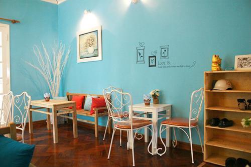 Trang trí quán cafe đẹp bằng chi tiết nhỏ