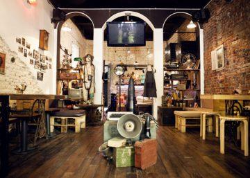Độc đáo trong thiết kế những quán cafe teen ở Hà Nội 7