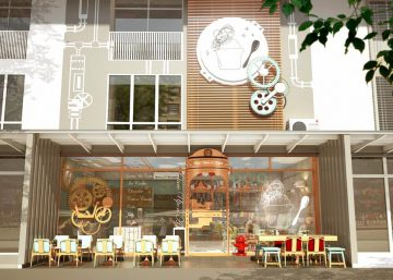 Cảm hứng thiết kế mới cho quán cafe 14