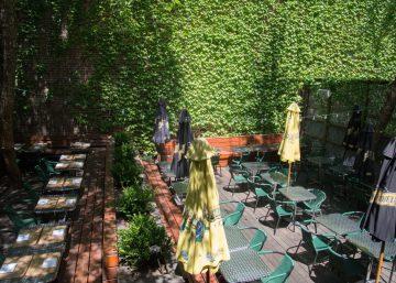 Đặt chân tới không gian xanh đầy lãng mạn tại Gran Eléctrica - Brooklyn 2