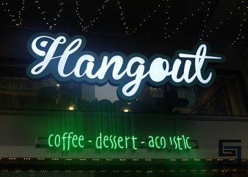 Hangout – quán cafe đẹp trên phố Quán Thánh