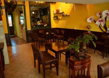Hà Nội xưa trong quán cafe Bờ Hồ 6