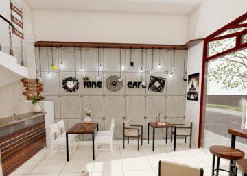 Thiết kế King Coffee