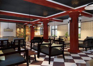 Thiết kế quán cafe tại Bắc Ninh