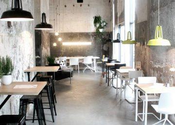 Tone màu nào phù hợp cho quán cafe công nghiệp? 5