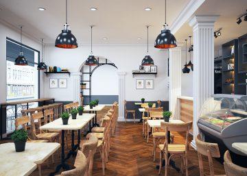 Tư vấn mở quán cafe quy mô nhỏ với 9 bước cơ bản 9