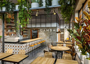 Gợi Ý Cách Trang Trí Quán Cafe Xua Tan Cái Nóng Mùa Hè 2
