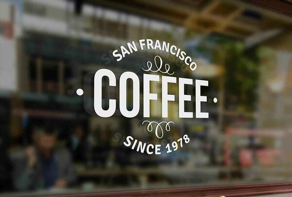 Kính - loại vật liệu mà bất cứ cửa hàng cafe nào cũng không được bỏ qua 1