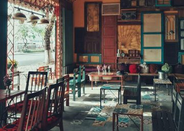 Bật mí những ý tưởng thiết kế quán cafe phong cách vintage chinh phục mọi khách hàng 4