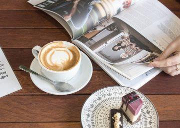 Kinh nghiệm thiết kế và kinh doanh quán cafe sách hút khách 5